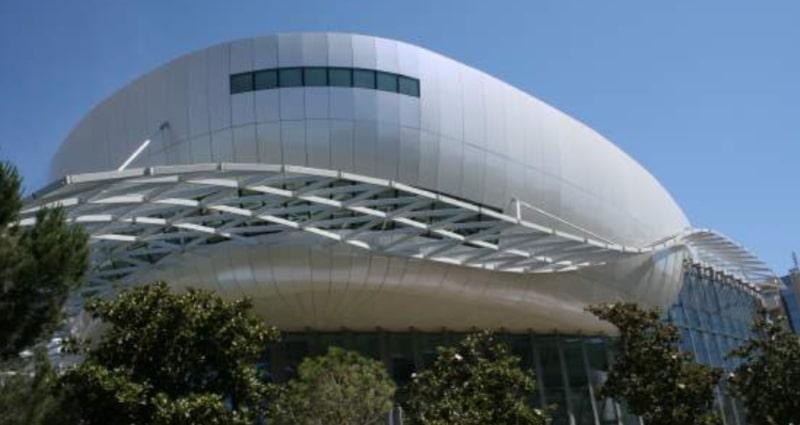 Palais des Congrés d'Antibes - Réalisation d'Anthéa CBE